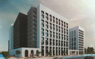 Реновация в ЦАО: строительство на Бауманской улице
