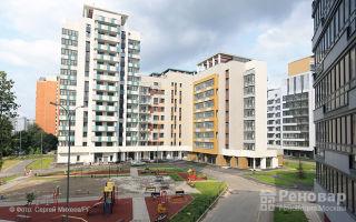 Для домов по реновации пропишут свод правил: внешний вид, этажность, планировка