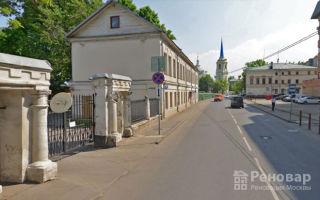 Определена новая стартовая площадка в Басманном районе ЦАО — Токмаковом переулке