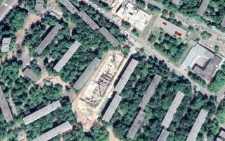 Дом на 239 квартир в Царицыно по программе реновации