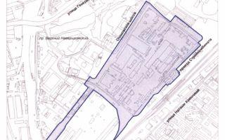 Промзону в Очаково-Матвеевском застроят жилыми домами и офисными зданиями