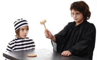 Как выписать ребенка через суд