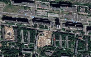 Строительство для реновации в Царицыно