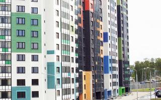 Новые дома и благоустройство кварталов по программе реновации