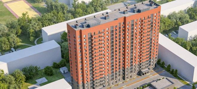 Перово: на улице Плеханова сдадут новый дом в 2021 году