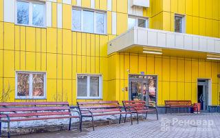 В ВАО идет строительство 10-ти домов на 6-ти улицах по реновации