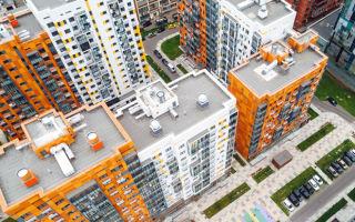 Строительство домов по программе реновации жилья идет полным ходом
