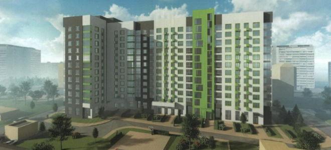 Строительство под реновацию на улице Петра Романова