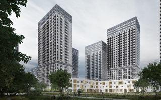 На западе Москвы появится два крупных жилых комплекса от застройщика Интеко
