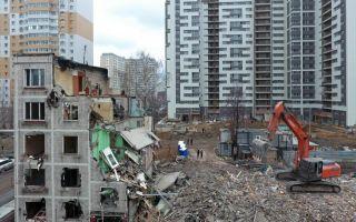 Мэр Москвы расширил перечень площадок для возведения жилья по реновации