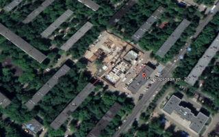 В Восточном Измайлово продолжается возведение домов по реновации
