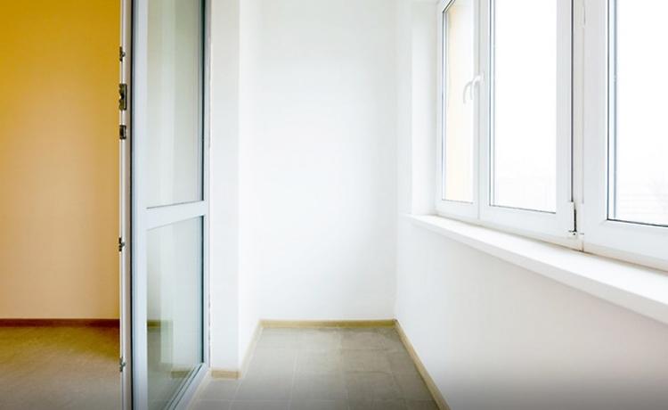 Пластиковые окна в новых квартирах