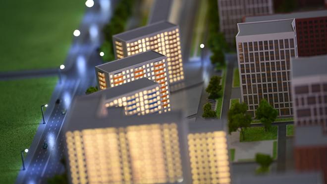Новая 3D карта Москвы