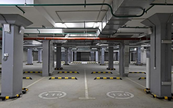 Подземные парковки по реновации