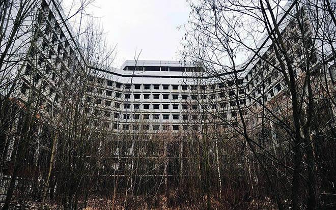 Реновация Ховринской больницы