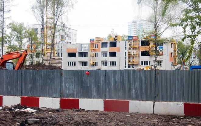 Завершилось строительство первого дома по реновации в Медведково