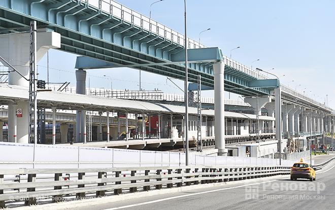 Новая транспортная инфраструктура на Соколиной горе