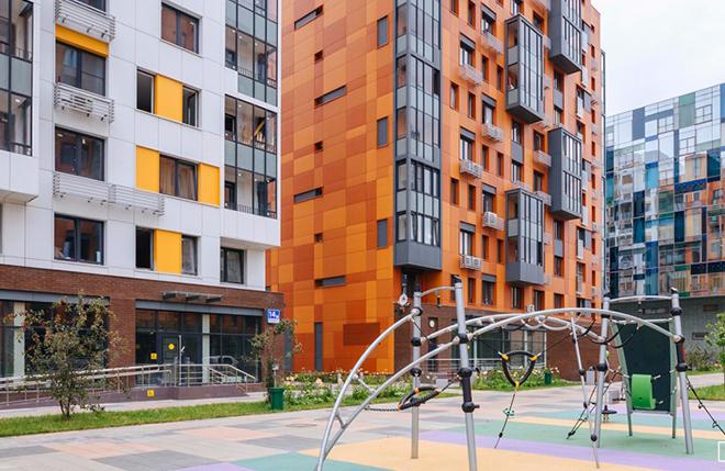 Новые дома по программе реновации жилфонда