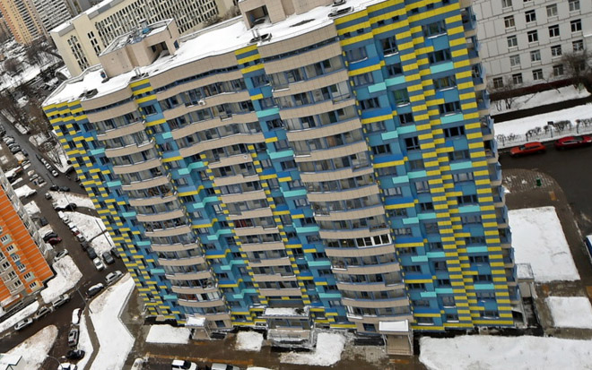 Новые дома вместо снесенных пятиэтажек