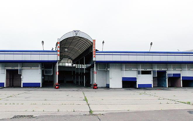 Реновация Черкизовского рынка