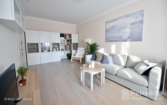 Внутренняя отделка квартир по реновации