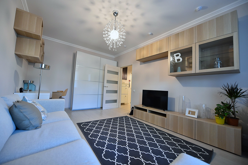 Пример квартир по реновации
