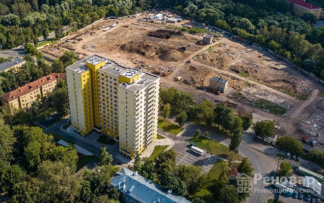 Новые стартовые площадки по реновации предлагают городу инвесторы