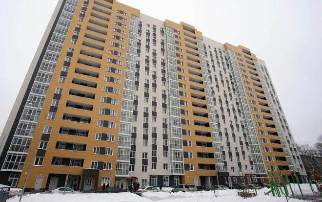 Первый дом по реновации находится по адресу: 5-я Парковая улица, 62Б