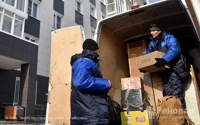 Весеннее переселение москвичей по реновации