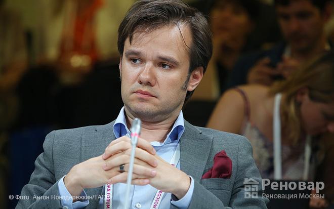 Петр Кудрявцев, Председатель комиссии Общественной палаты Москвы по градостроительной политике, архитектуре и строительству