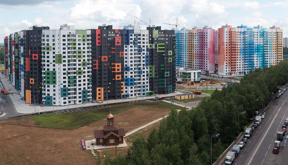 Программа реновации в Москве