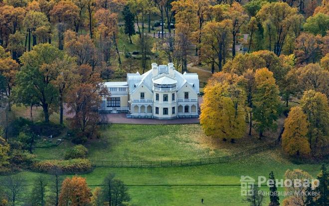 Самый дорогой коттедж в аренду в Москве ParkVille Жуковка на Рублевке