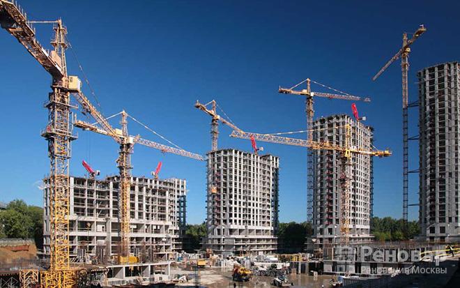 Округа ЮЗАО и СВАО являются лидерами по числу стартовых площадок реновации