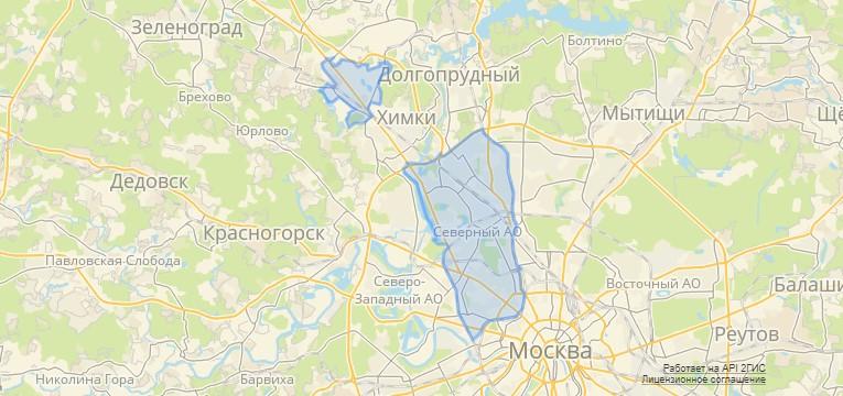 Новости реновации в Северном округе Москвы