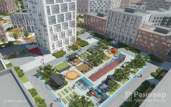 Победители архитектурного конкурса реновации Москвы