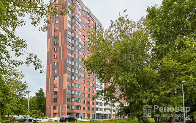 Около 2 млн кв. м жилья построят по реновации до 2021 года