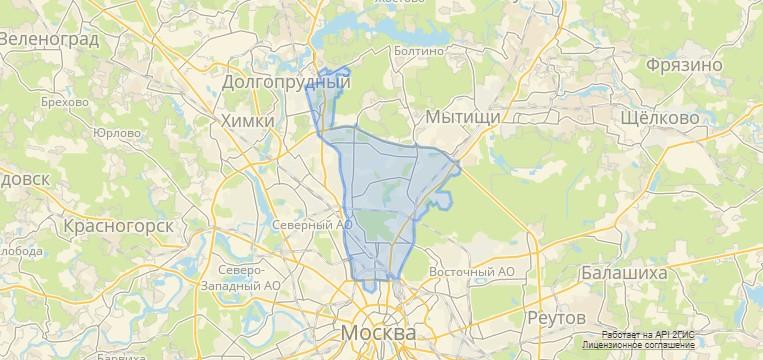 Новости реновации в Северо-Восточном округе Москвы