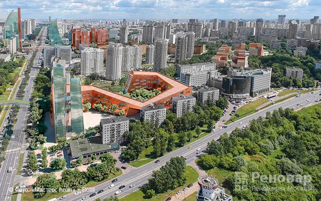 Власти Москвы проработают схему взаимодействия с девелоперами