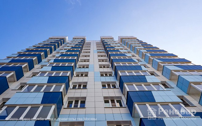 Реновация пройдет в три волны в районах Москвы