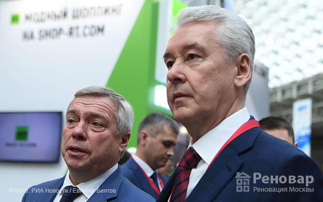 Сергей Собянин заявил, что нет проблем с домами по реновации