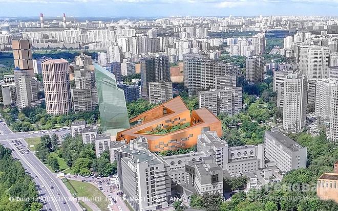 Master's Plan подготовит проекты 6 площадок для реновации