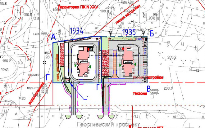 Проекты домов 934, 1934, 1935 по реновации в ЗелАО.