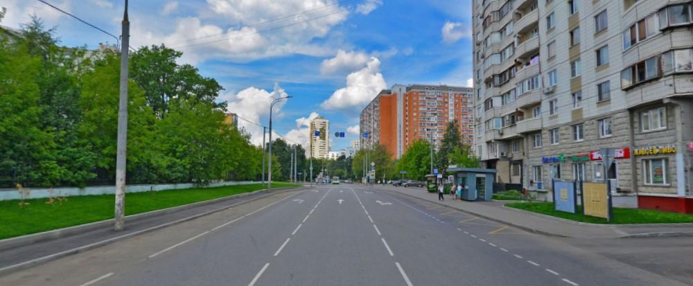 Реновация на Бескудниковском бульваре