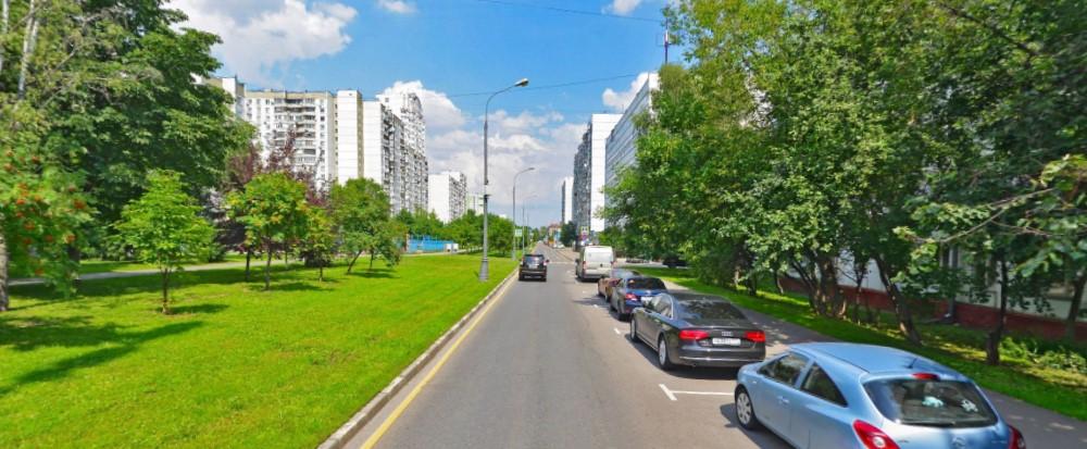 Реновация на Новочерёмушкинской улице