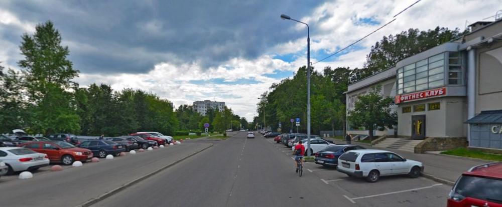 Реновация на улице Константина Федина
