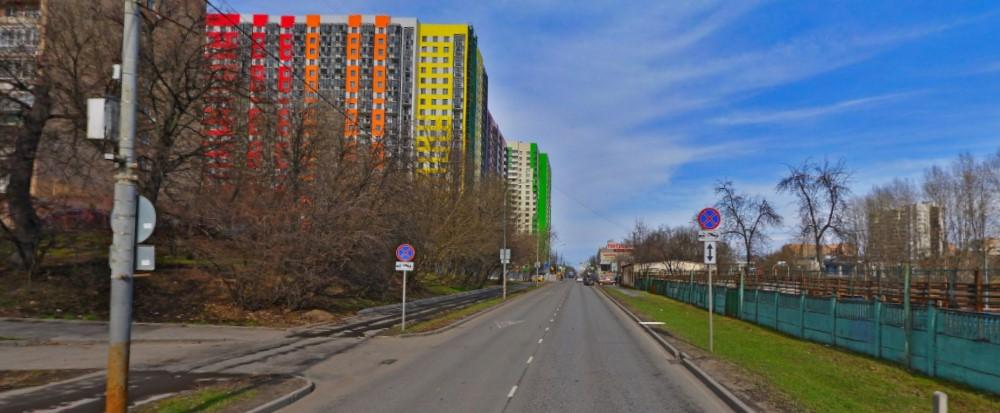 Реновация на улице Малая Филевская