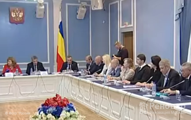 Правительство Ростова намерено включиться вво всероссийскую программу реновации
