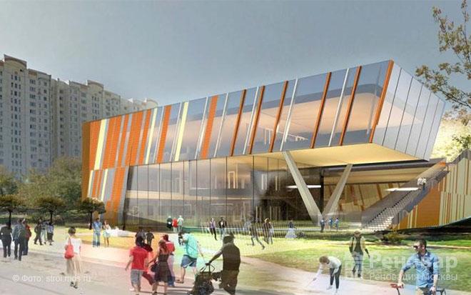 Школа искусств и детсад появится в Люблино по реновации