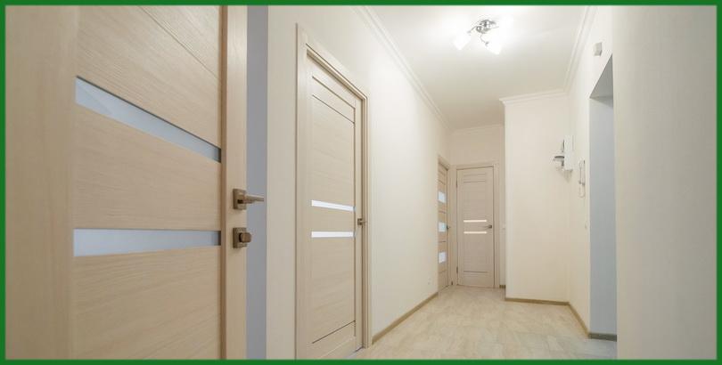 коридор в доме по реновации