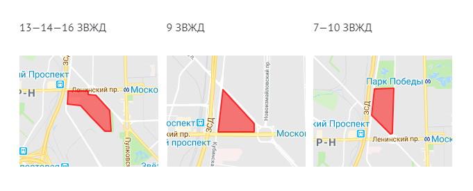 Реновация Московского района Санкт-Петербурга